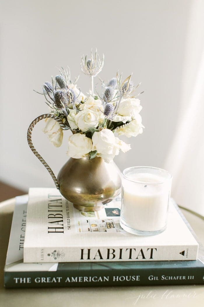 coffee table or end table decorating ideas