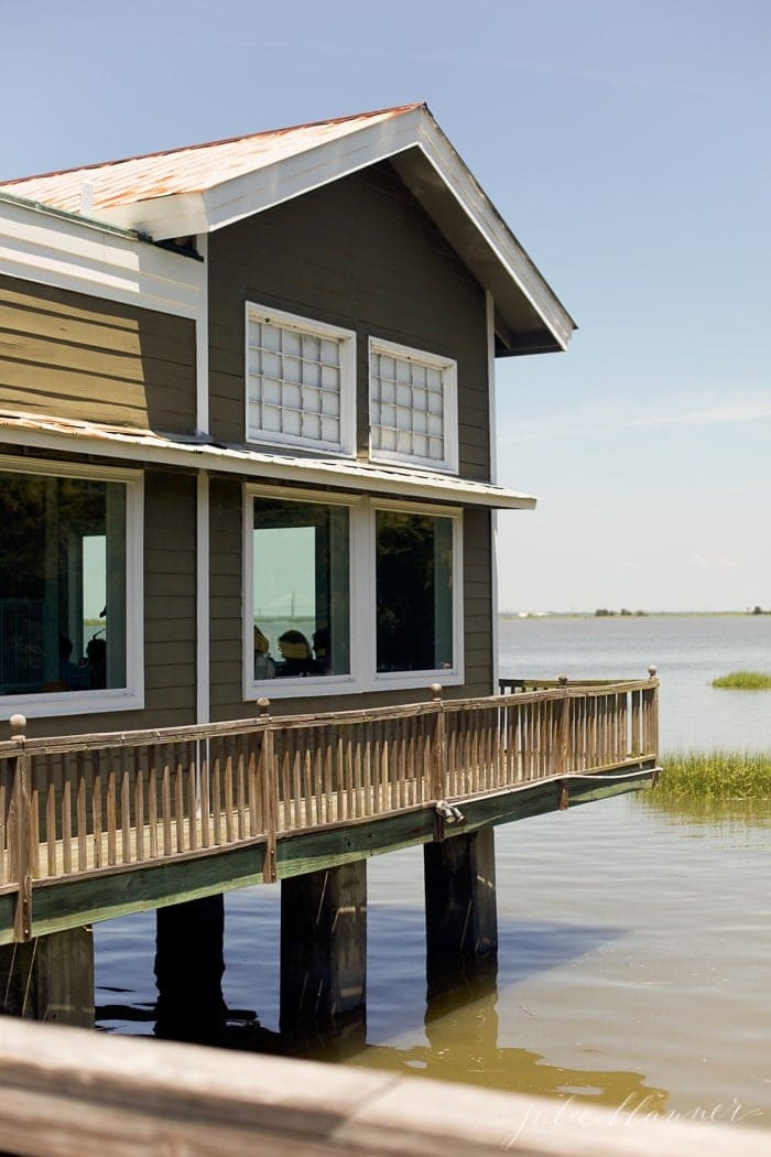 The best restaurants on Jekyll Island