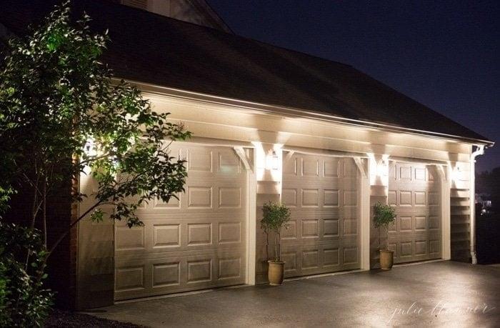 Simple garage makeover