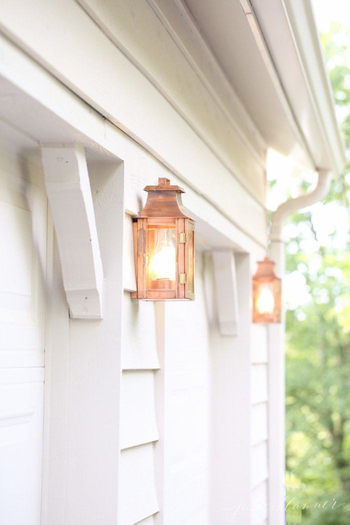 Let it Shine Enhancing Your Home with Outdoor Lighting
