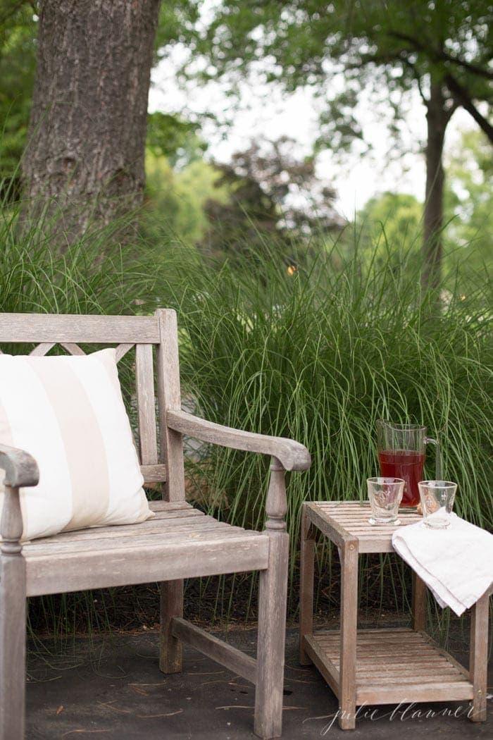 outdoor living - outdoor decorating ideas