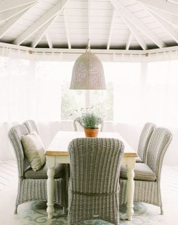 outdoor dining patio furniture | covered patio
