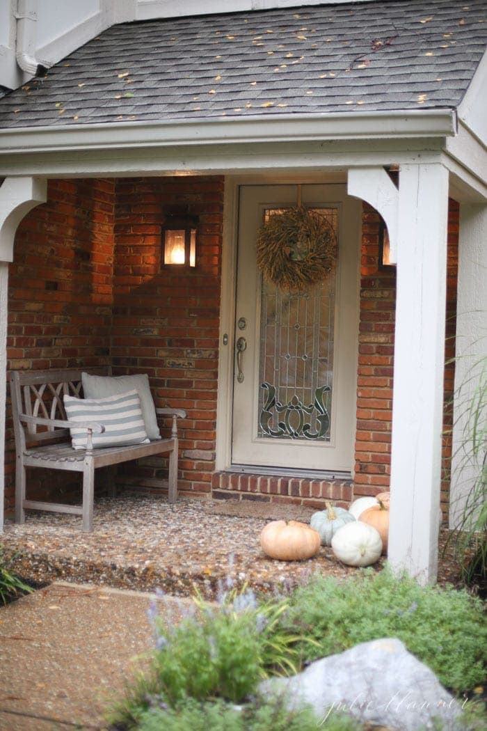 easy fall decorating ideas for your front porch