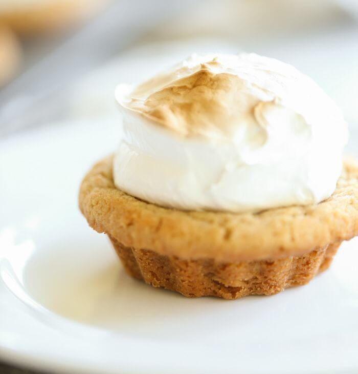 Peanut Butter Marshmallow Puffs | Fluffernutter Cookies