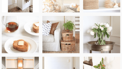 instagram feeds to follow for home, lifestyle and recipes