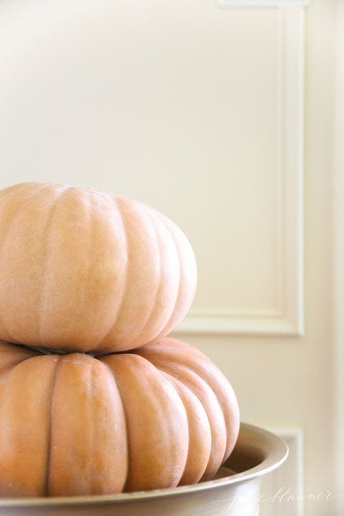 Pretty fall decorating ideas