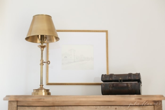 Easy and beautiful art for your home you can make in minutes