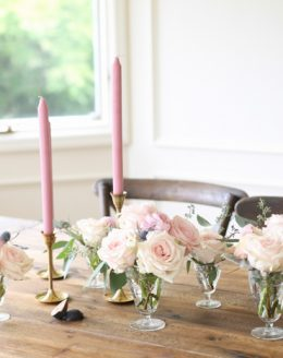 Free online tutorial to learn how to arrange flowers for beginners