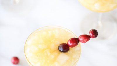 Merry Mai Tai recipe | the best Christmas crowd pleasing cocktail