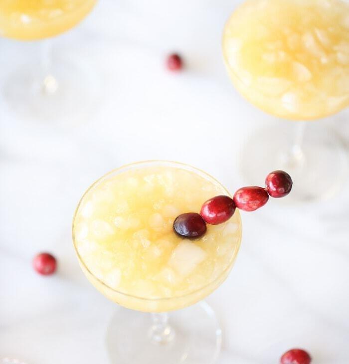 Merry Mai Tai recipe | the best Christmas crowd pleasing cocktail