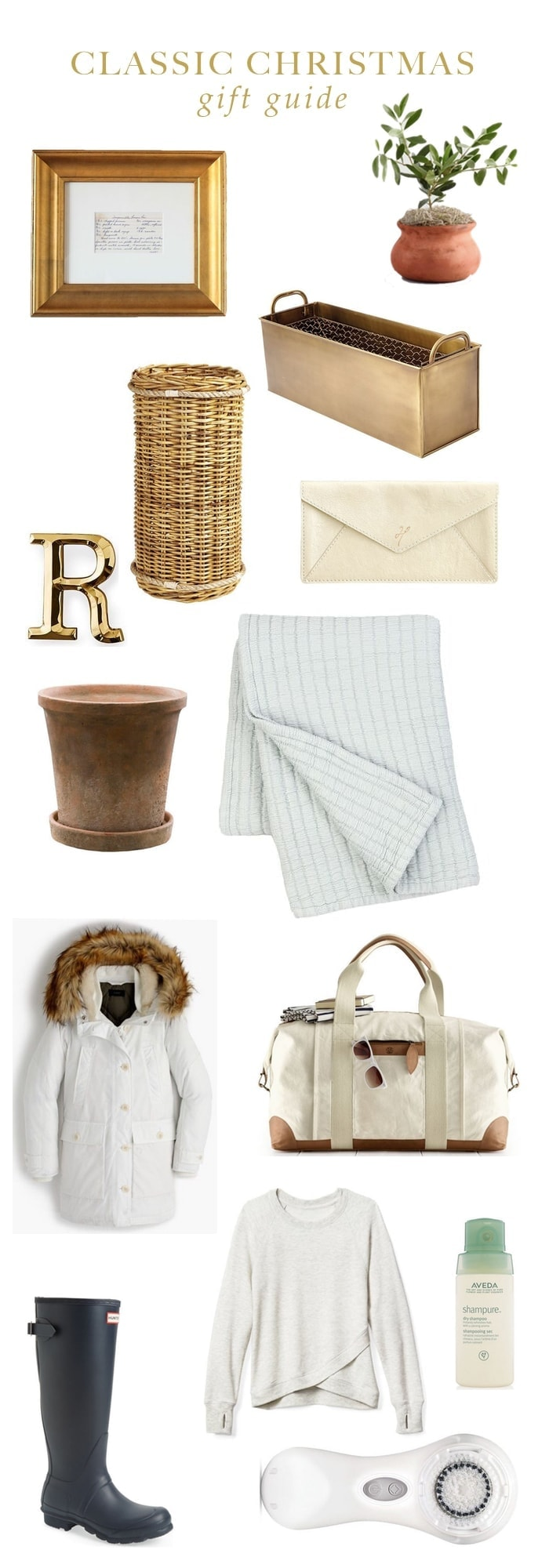 timeless and beautiful christmas gift ideas