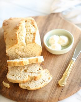 how to make beer bread   easy beer bread recipe