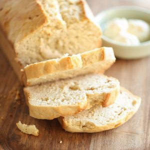 this easy foolproof bread recipe is always a crowd pleaser