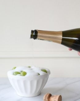 refreshing sugar champagne grapes recipe, perfect for celebrating