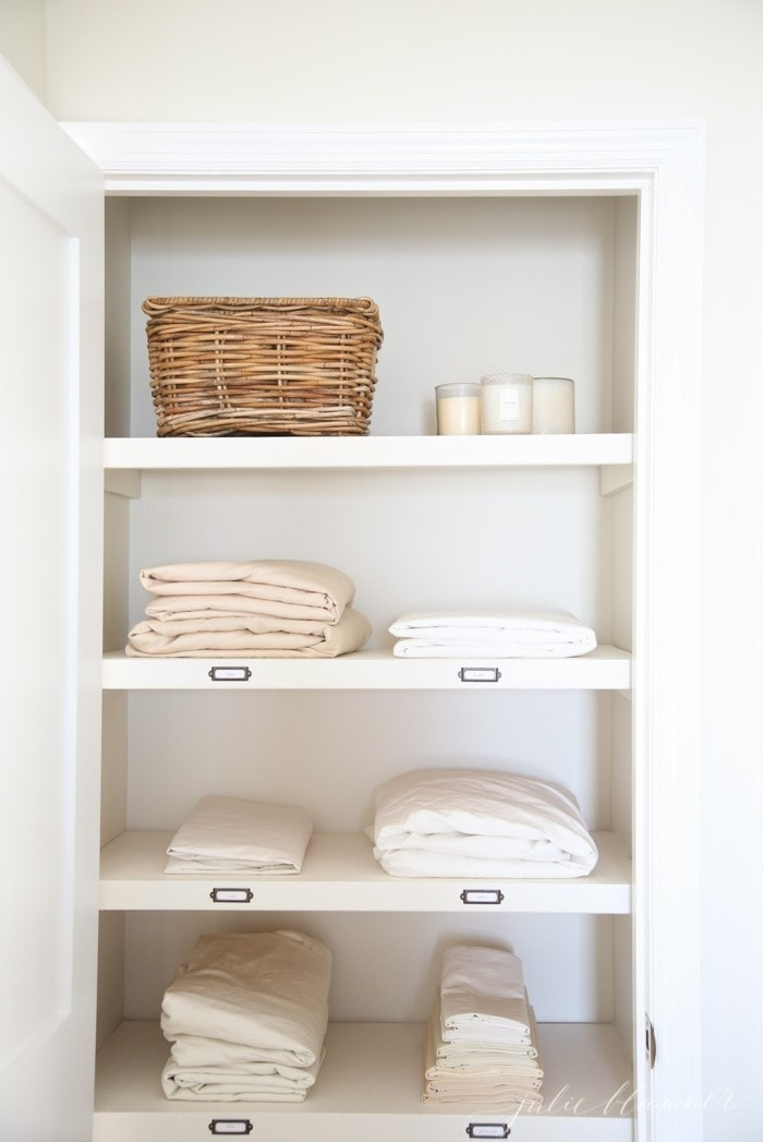 Organizing Your Home | Storage and Organization Tips