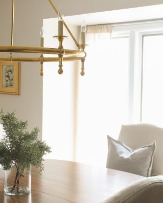 easy ideas to decorate for winter {after Christmas}