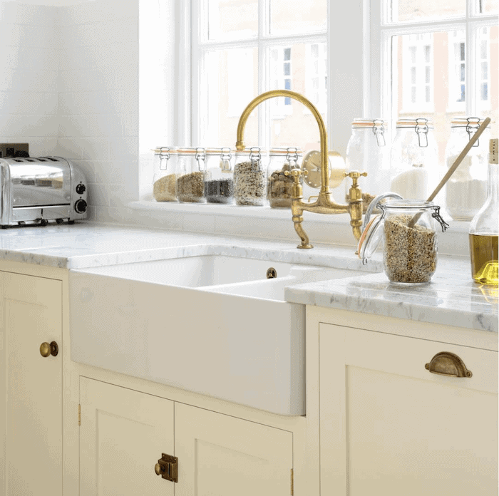 disguising a dishwasher as a cabinet