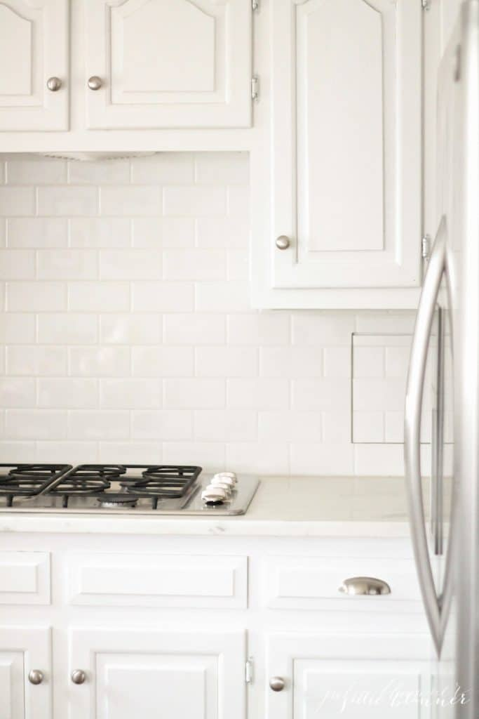 Classic Kitchen: Why I Love Danby Marble