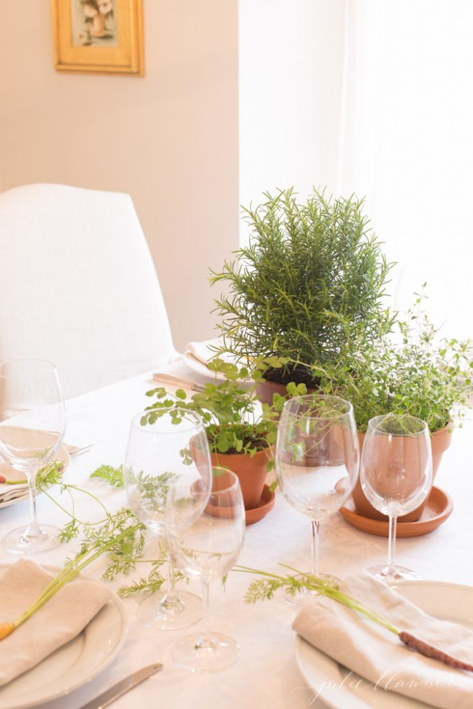 effortless Easter entertaining