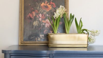 decorating with color for spring