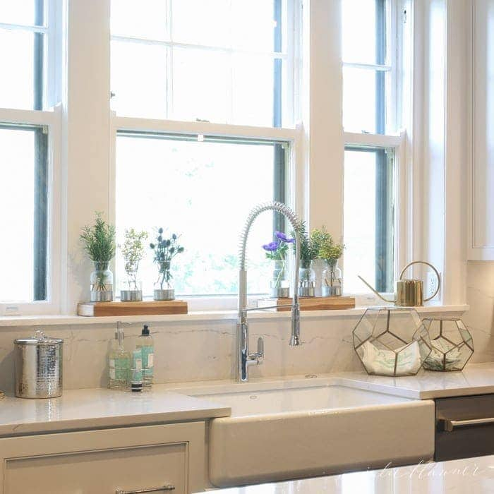 Tips for blending new features in an old home