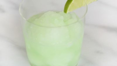 Easy margarita float recipe - the quintessential summer cocktail