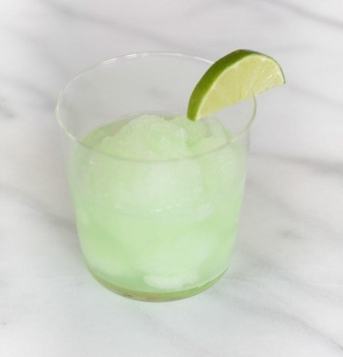 Easy margarita float recipe - the quintessential summer cocktail