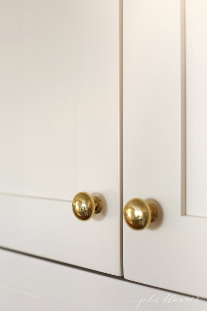 Wonderful Unlacquered Brass Cabinet Hardware   Hinges, Knobs And Pulls