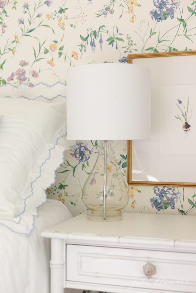 How to Fake a Headboard