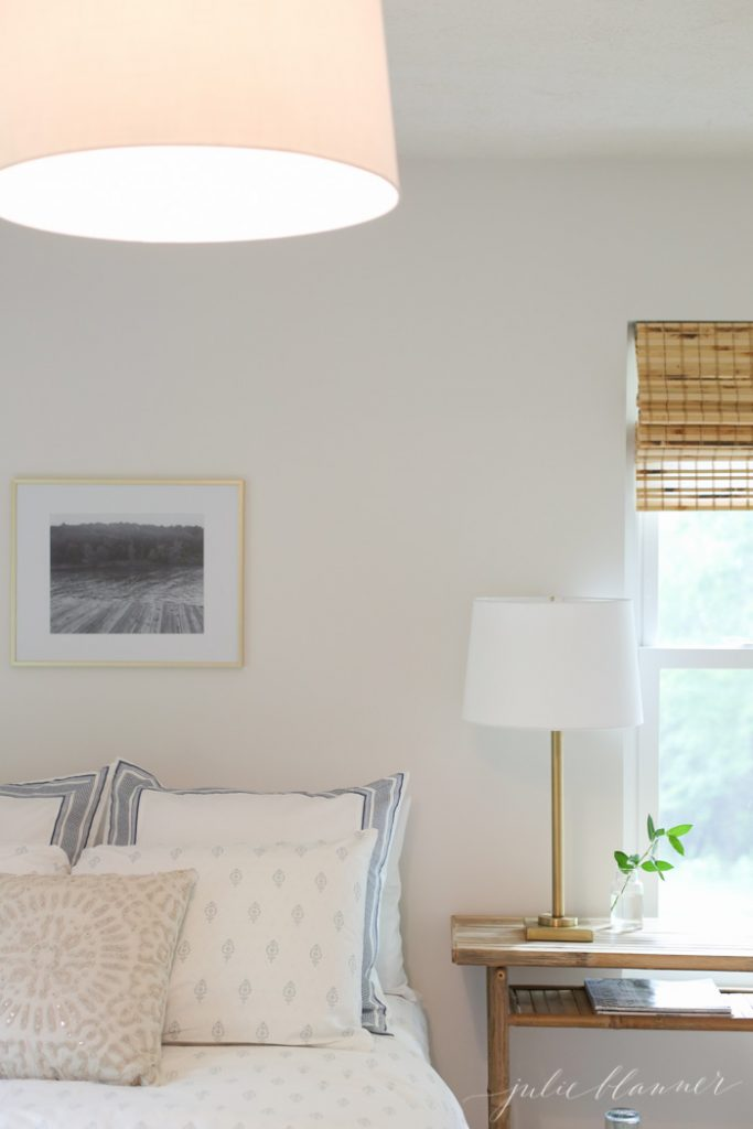 Selecting Bedroom Colors And Finding The Right White Paint