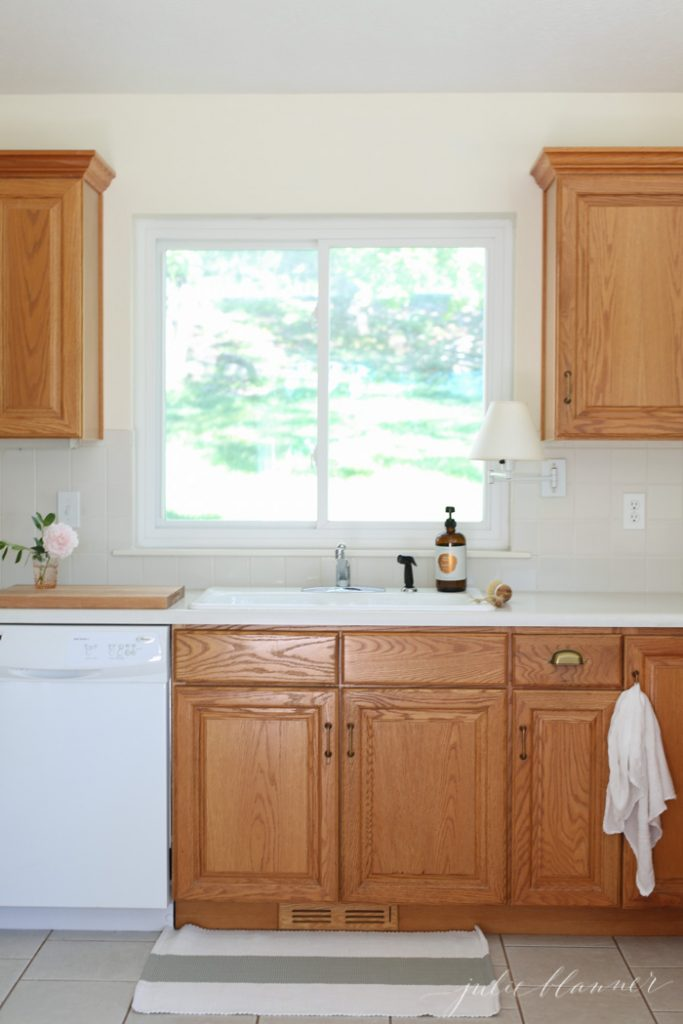 making dated kitchens feel fresh without paint