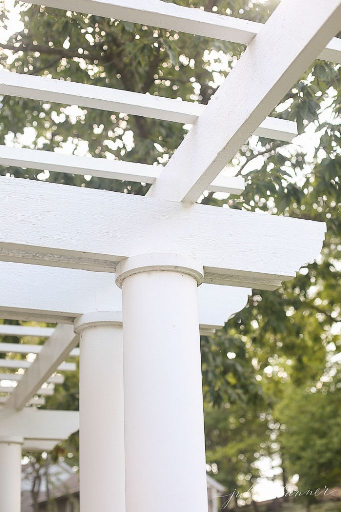 add character to your home with a pergola
