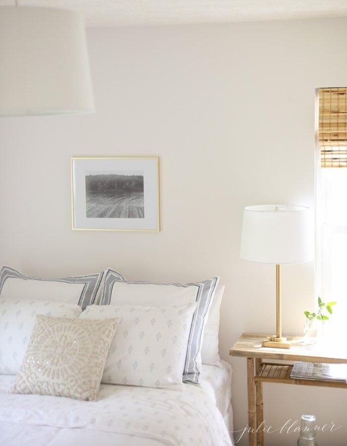inexpensive homemade art - framing photos