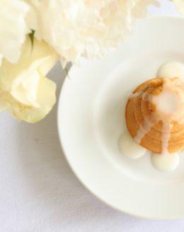 honey lemon cake with lemon glaze refreshing summer dessert recipe