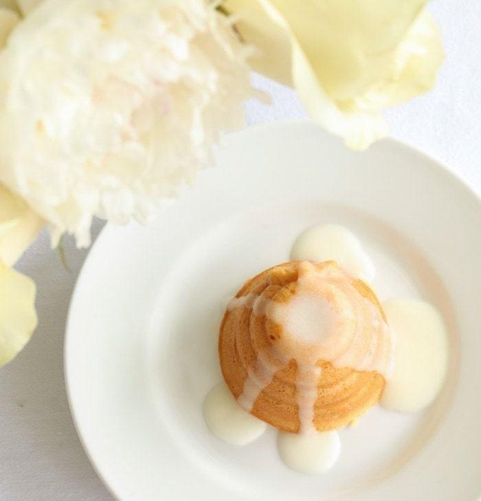 refreshing honey lemon cake summer dessert recipe