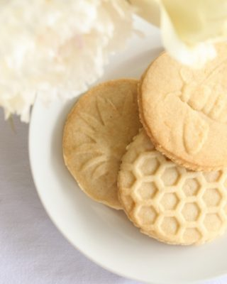 refreshing lemon shortbread cookies recipe - the perfect summer treat