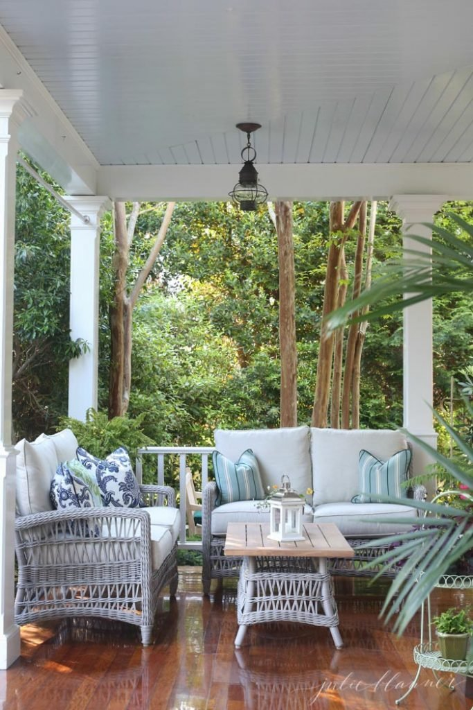 charming Martha's Vineyard Hotel with beautiful wrap around porch