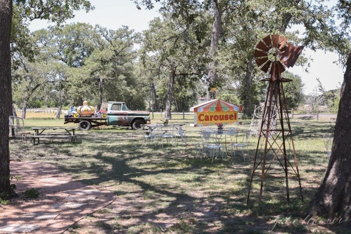 things to do in round top texas