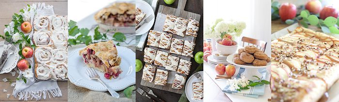 the best fall apple recipes