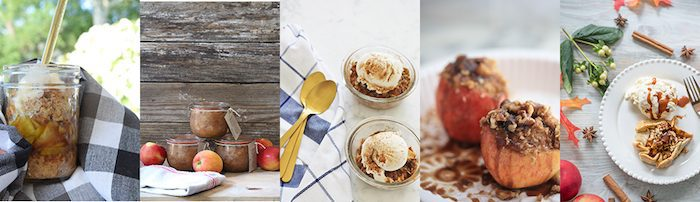 the best apple recipes for fall