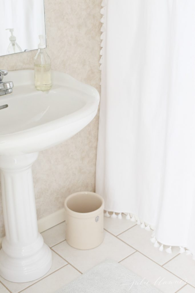 Easy bathroom updates make your home feel fresh and up for Bathroom updates