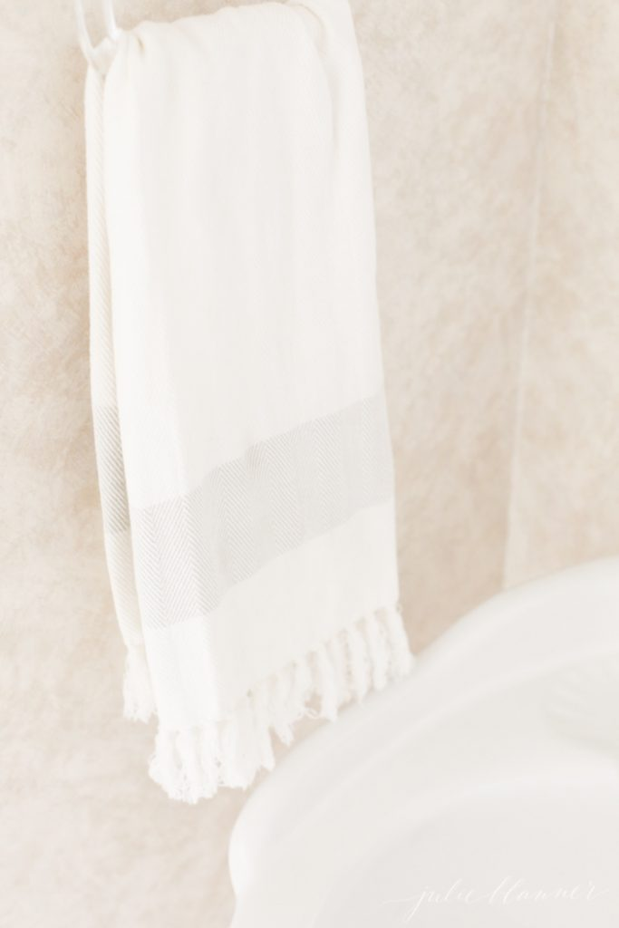 simple bathroom updates to make it feel light, bright and fresh