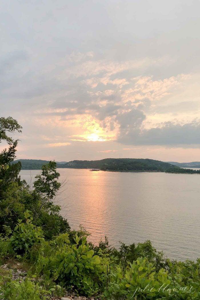 sunset branson mo