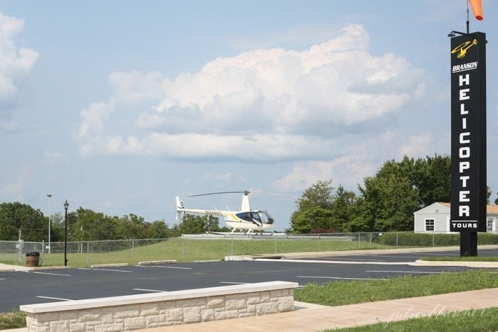branson mo helicopter ride