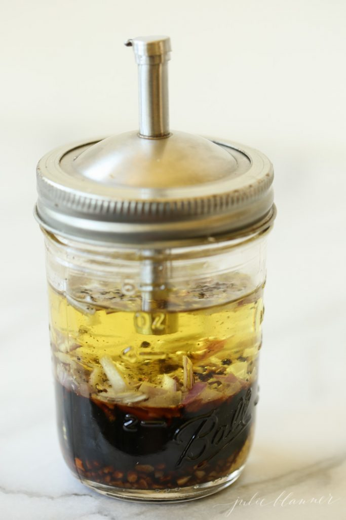 easy homemade balsamic vinaigrette recipe