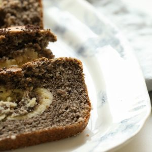 chocolate lover's bread | cookies and cream quick bread recipe