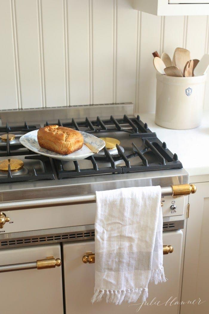 easy quick bread recipe - caramel cream cheese bread