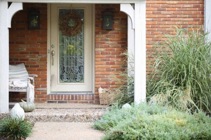 fall decorating ideas for the porch