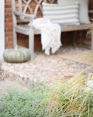 simple fall porch decor ideas