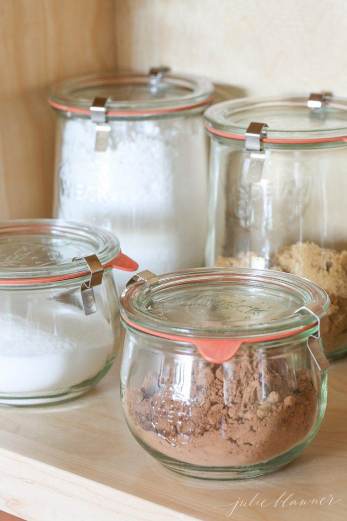 How to Organize Baking Supplies